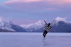 ikukids-patin-glace-glacier-lac-gele-MacDonald
