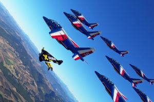 ikukids-patrouille-de-france-jetman-jetmen-dubai-chorégraphie-aerienne-vol-avion