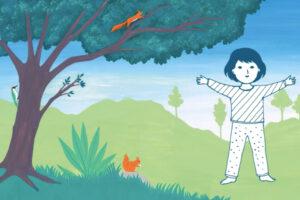 ikukids-4-minutes-de-relaxation-enfants-petits-arbre