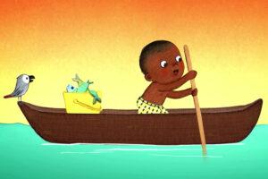 ikukids-olele-moliba-makasi-chanson-berceuse-congo-afrique-pirogue