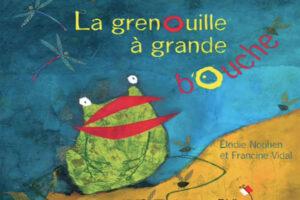 ikukids-la-grenouille-a-grande-bouche-histoire-racontee-didier-jeunesse