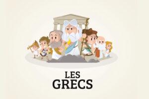 ikukids-les-grecs-de-la-prehistoire-a-l'antiquite-histoire