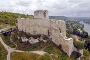 ikukids-chateau-gaillard-richard-coeur-de-lion-normandie-les-andelys-moyen-age-construction-architecture